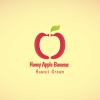 Honey Apple Bananas Logo – Second Concept